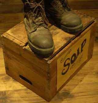 Bootsonsoapbox